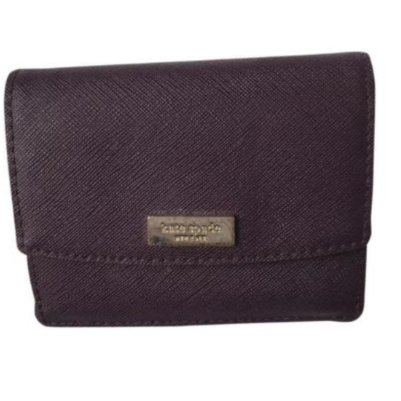 kate spade Handbags - Kate Spade Purple Wallet